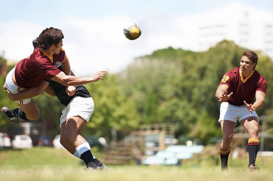 Rugby Pass and Offload